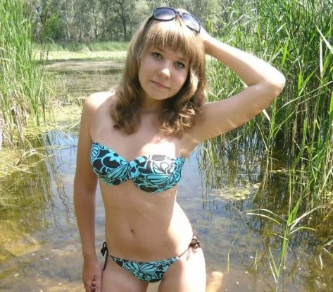 Picture with tags: Interesting, Swimsuit, Girl