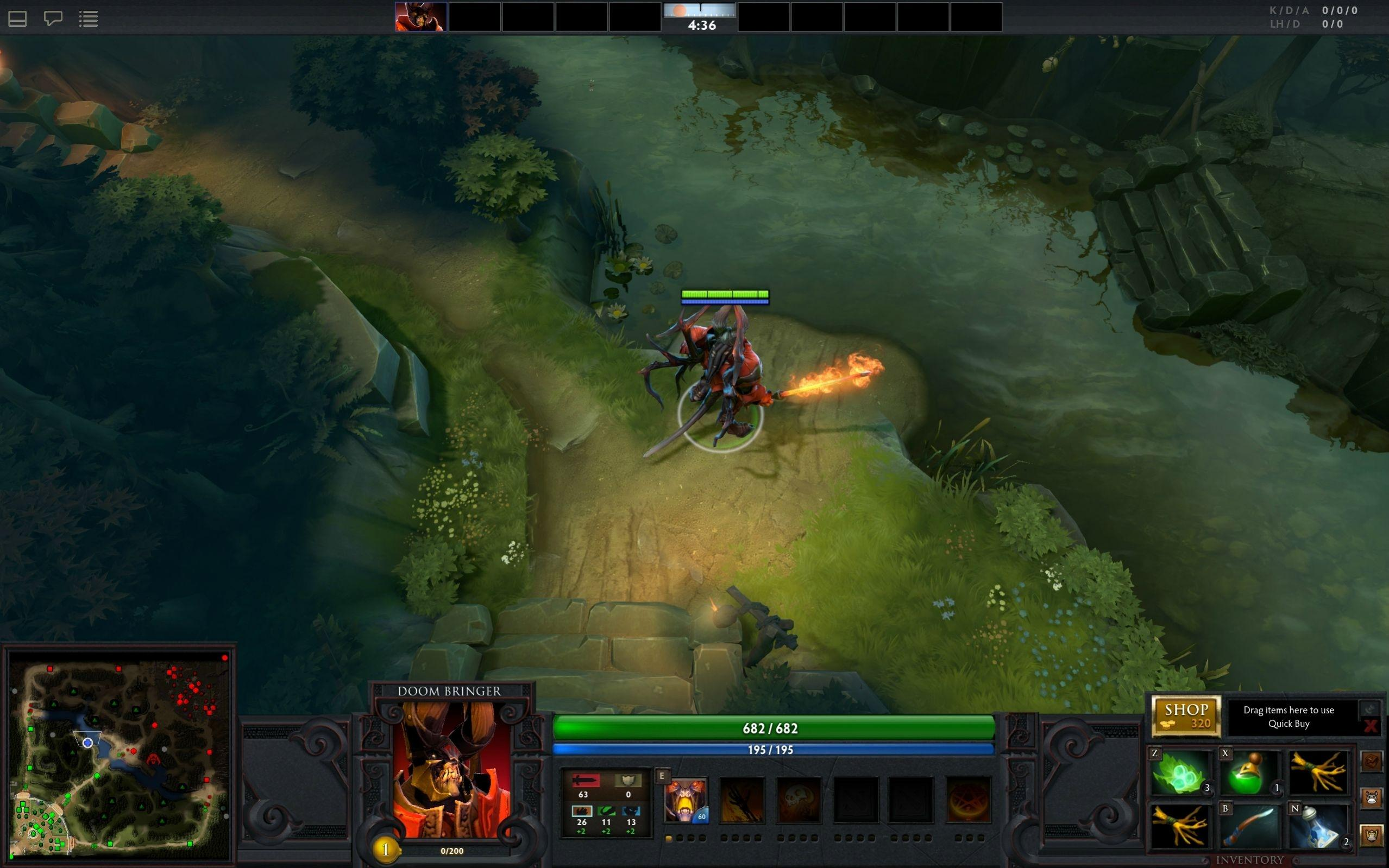 Picture with tags: HD, Dota 2, Interesting, Games, Gaming, Reviews, It's worth playing