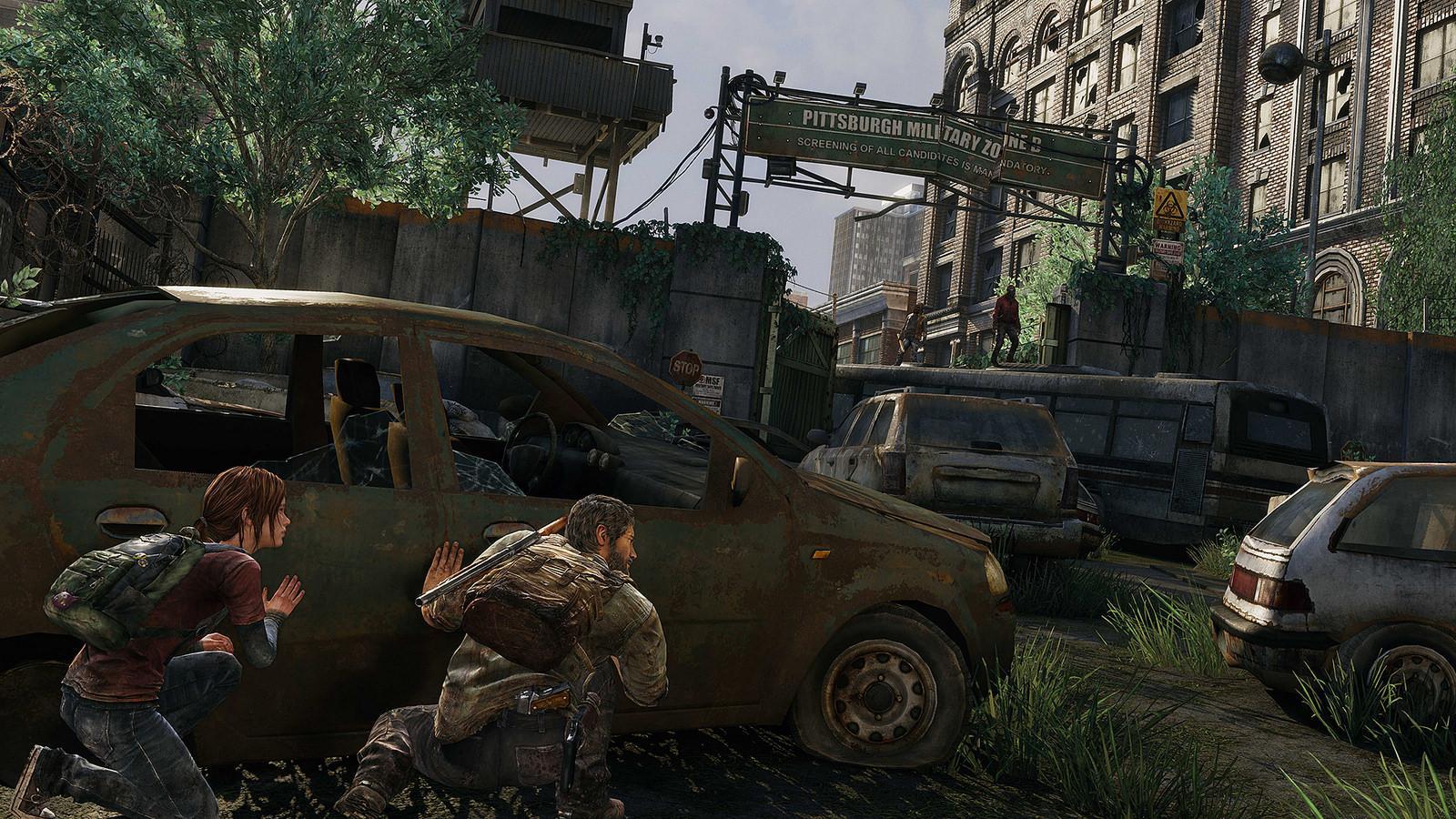 Публикация с тегами: Обои, HD, Игры, The Last of Us: part 2, Гейминг
