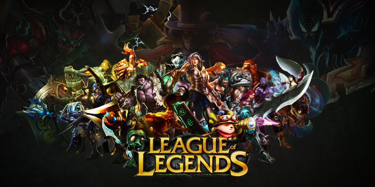 Picture with tags: HD, League of Legends, Games, Gaming, Reviews, It's worth playing