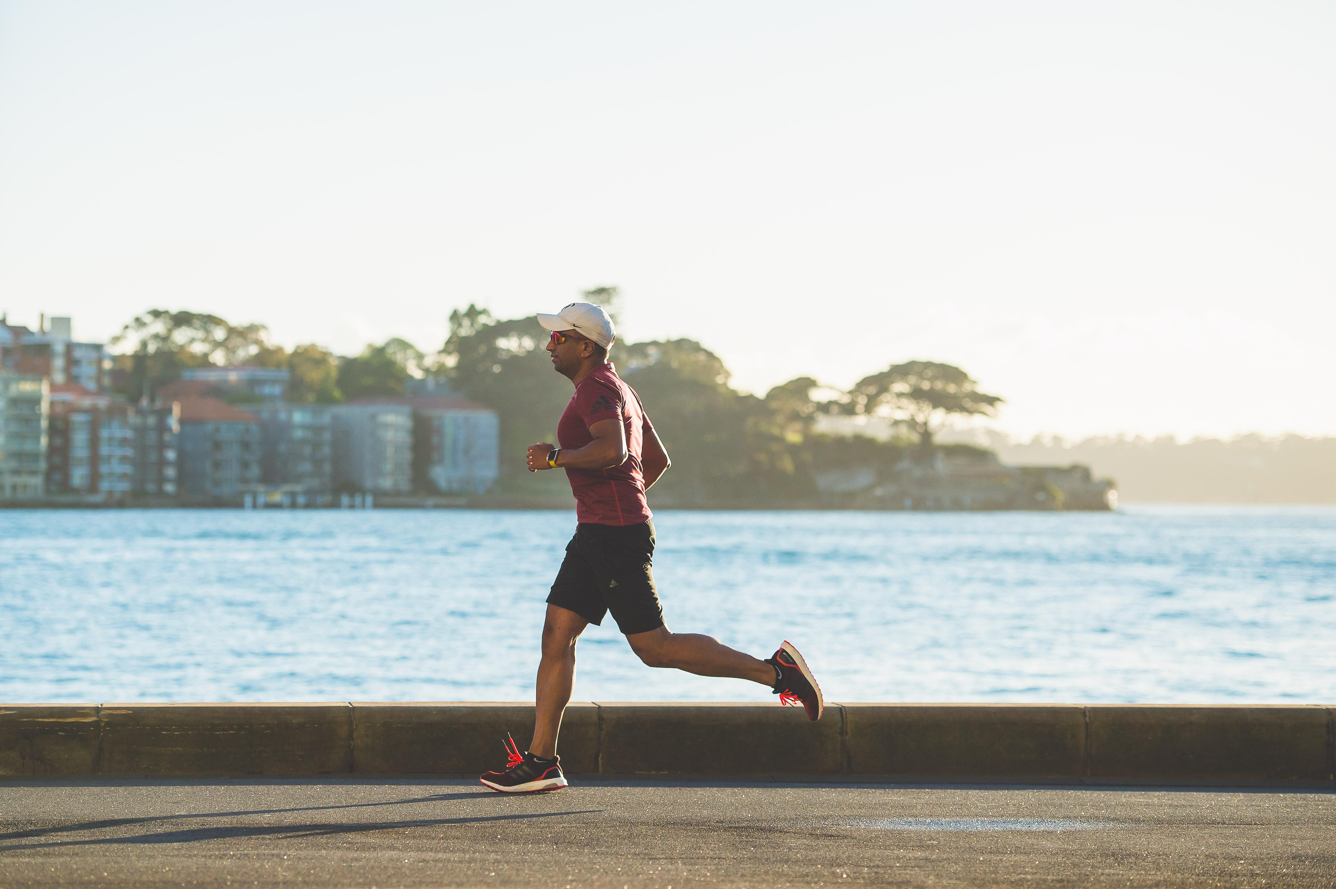 Picture with tags: Running, Training, Interesting, Sport, Recommendations, Health