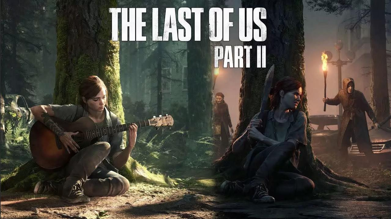 Picture with tags: Adventure, Action, PlayStation 4, Trailers, Interesting, Releases, The Last of Us: part 2