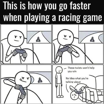 Picture with tags: Humour, Gaming