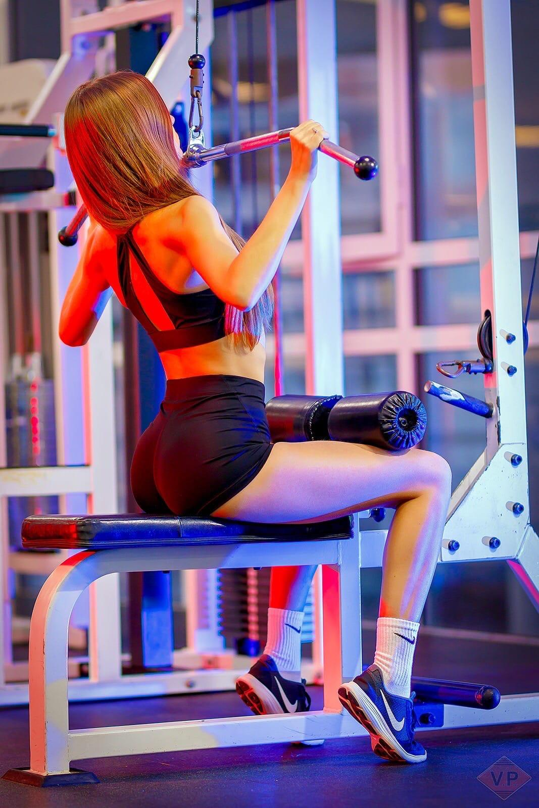 Picture with tags: HD, Training, Interesting, Sport, Fitness, Girl