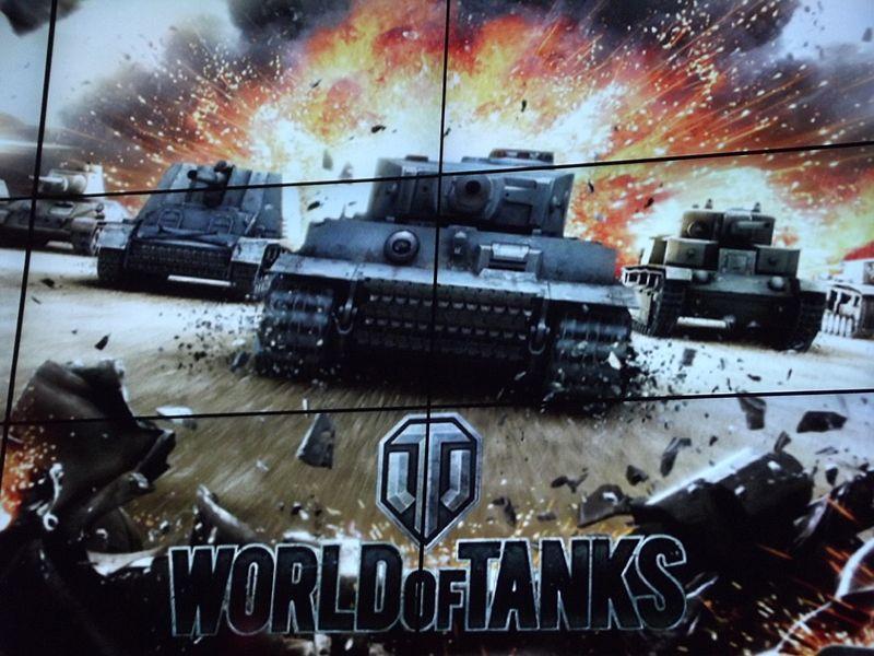 Imagen con etiquetas:Juegos, World of Tanks, Juego