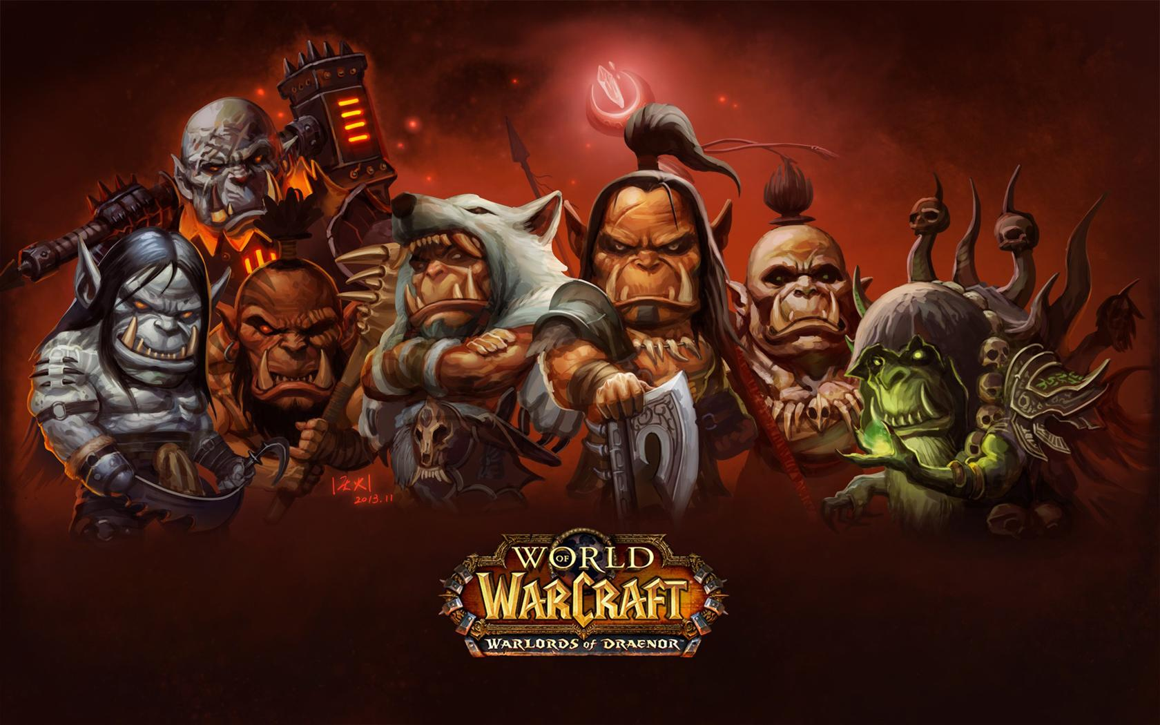 Picture with tags: HD, Games, World of Warcraft, Gaming, Reviews, It's worth playing