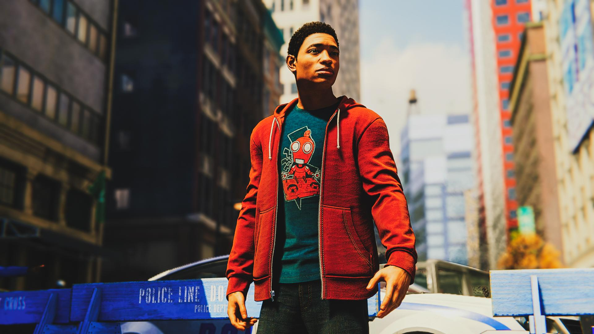 Picture with tags: Games, Gaming, Marvel's Spider-Man Miles Morales