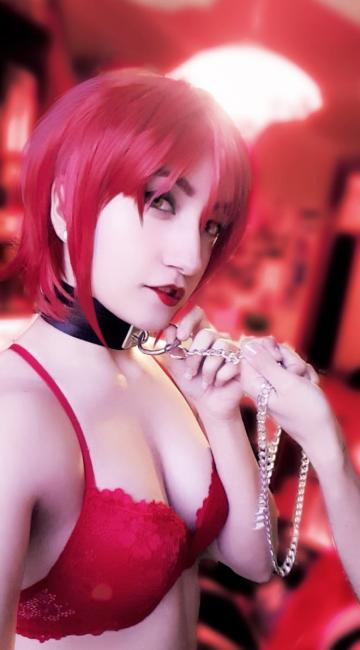 Picture with tags: Cosplay, , Comics