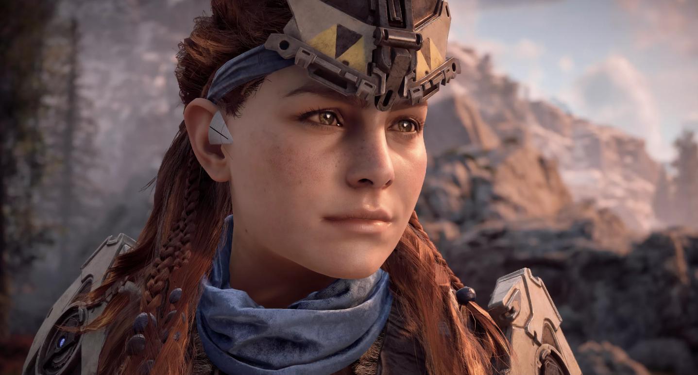 Imagen con etiquetas:Horizon Forbidden West, Remolques, Juego de azar, Steam Helper, Noticias, PlayStation 5