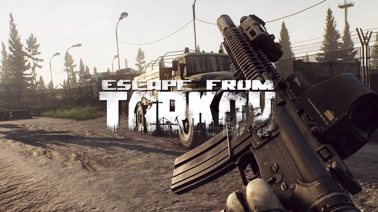 Публикация с тегами: Прохождение, Shooter, ПК, Escape from Tarkov, Паровой Помощник, Советы