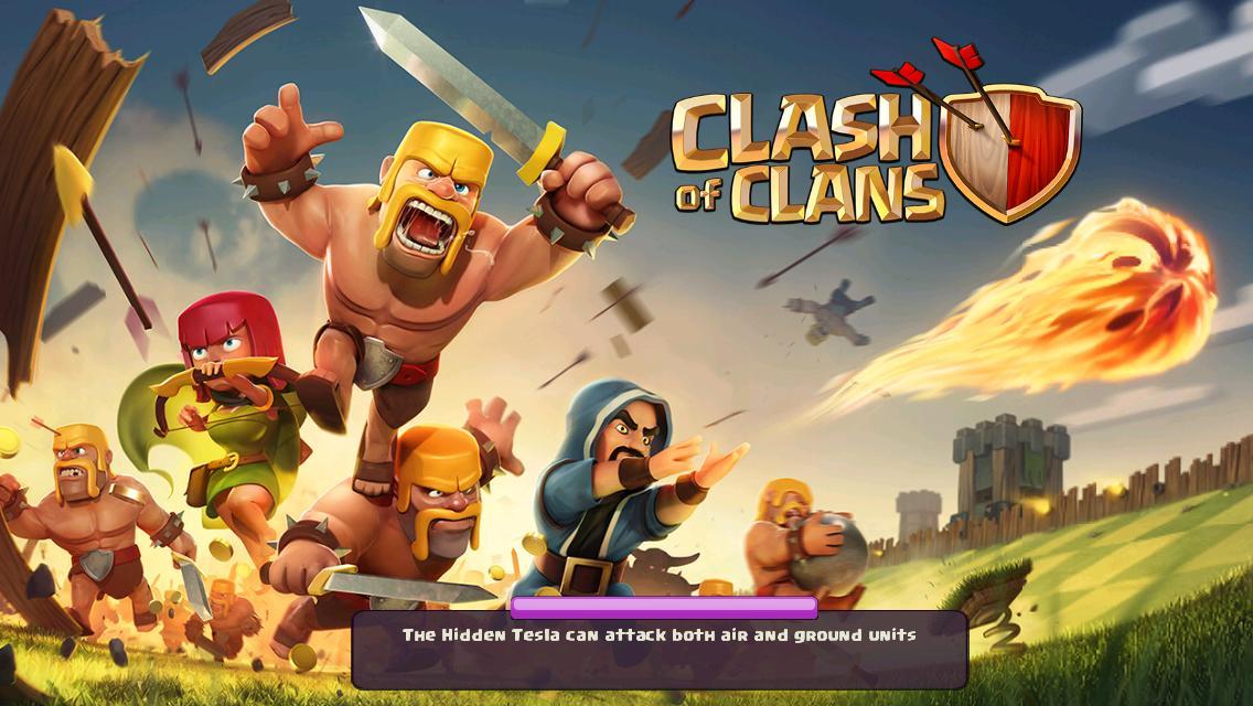 Публикация с тегами: Интересное, Игры, Clash of Clans, Гейминг
