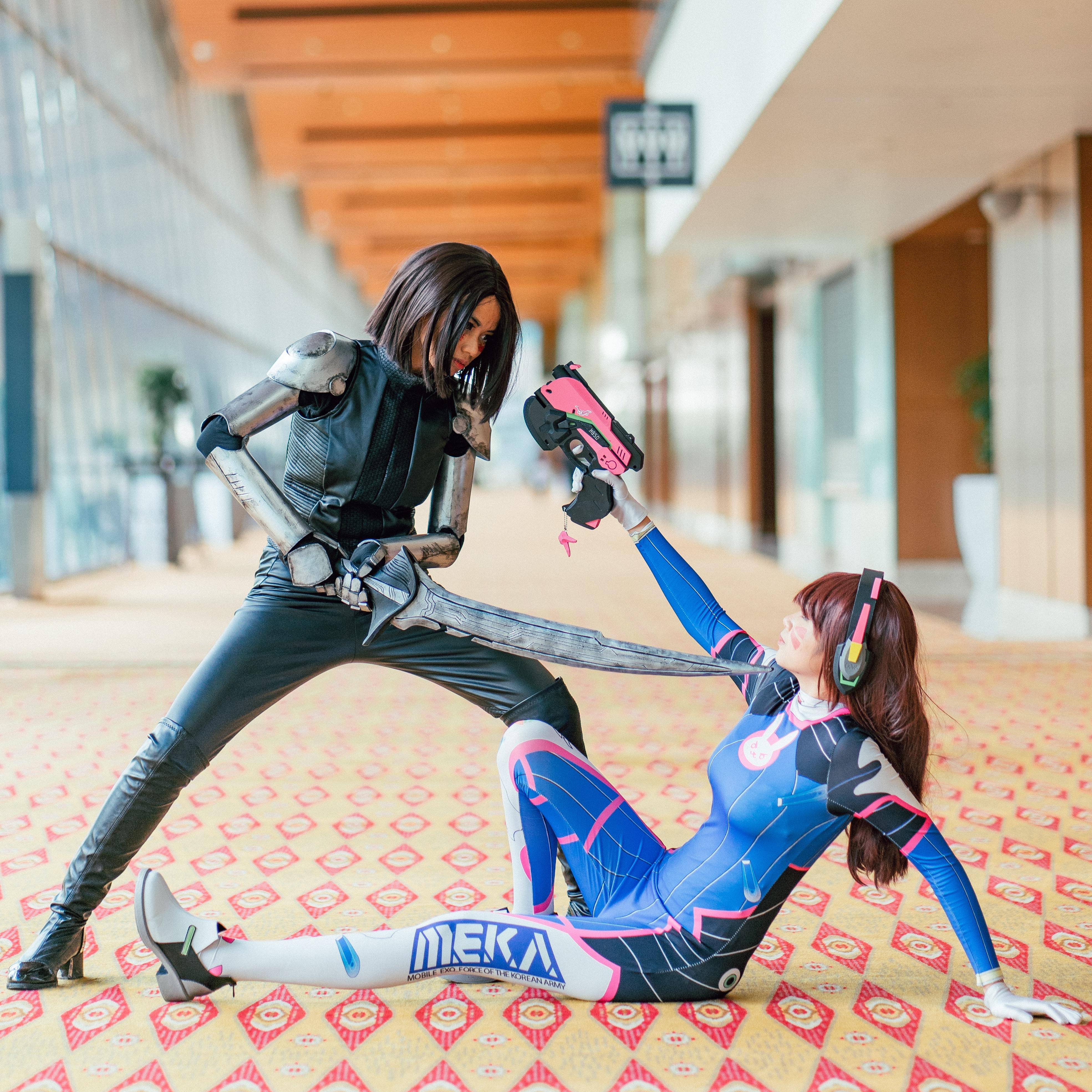 Picture with tags: HD, Cosplay, Gaming