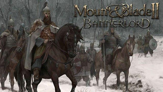 Picture with tags: Games, Gaming, Mount & Blade 2: Bannerlord