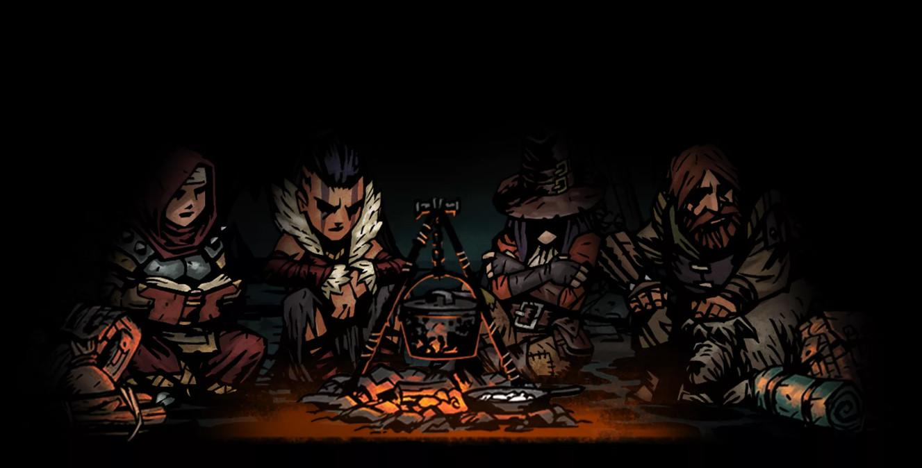 Picture with tags: IOS, Xbox One, Codes, PlayStation 4, Interesting, Nintendo Switch, Passage, Xbox Series X, PC, Darkest Dungeon, Role-playing, Recommendations