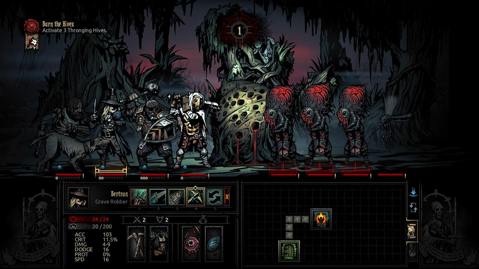 Picture with tags: Games, Gaming, Darkest Dungeon