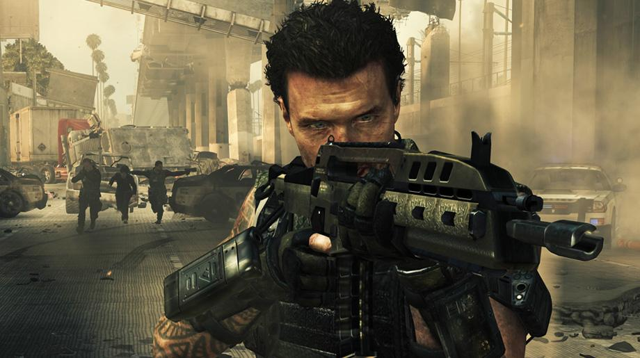 Picture with tags: HD, Interesting, Call of Duty, Games, Gaming, Reviews, It's worth playing