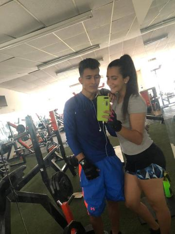 Picture with tags: Сouple, Girls, Sport