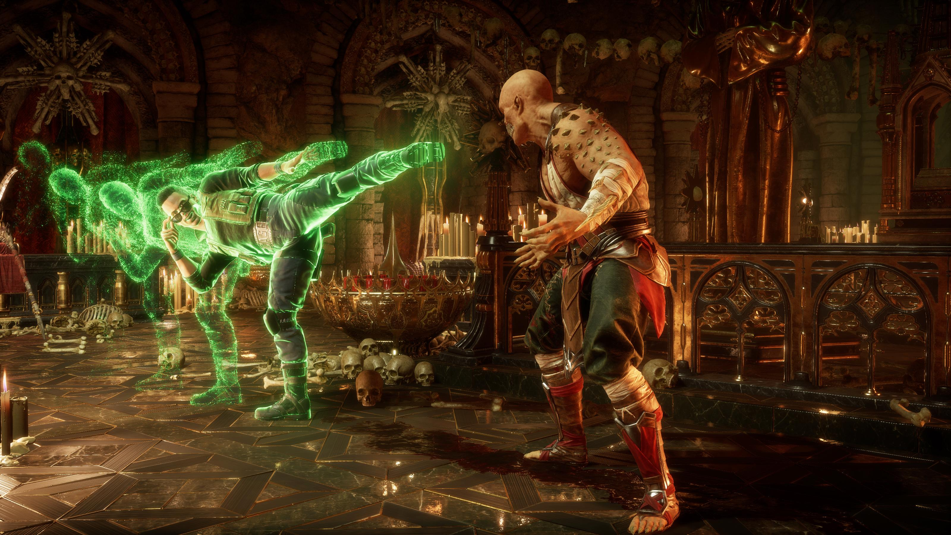 Picture with tags: Mortal Kombat 11, Games, Gaming