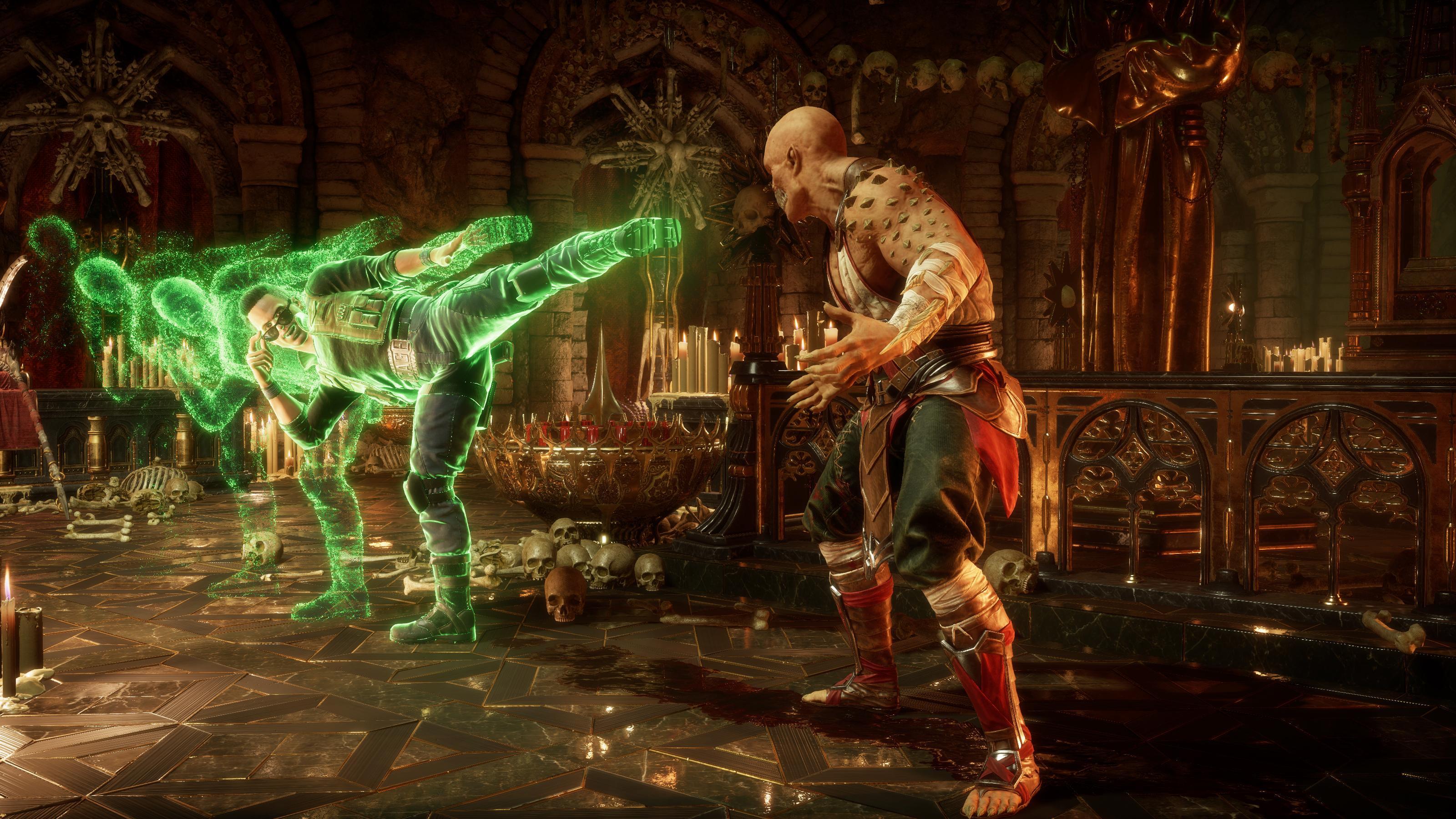Imagen con etiquetas:Mortal Kombat 11, Juegos, Juego de azar